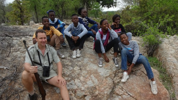 Joris Bertens Südafrika