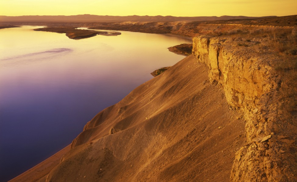 USA Washington Hanford Reach National Monument The Columbia River PUBLICATIONxINxGERxSUIxAUTxONLY