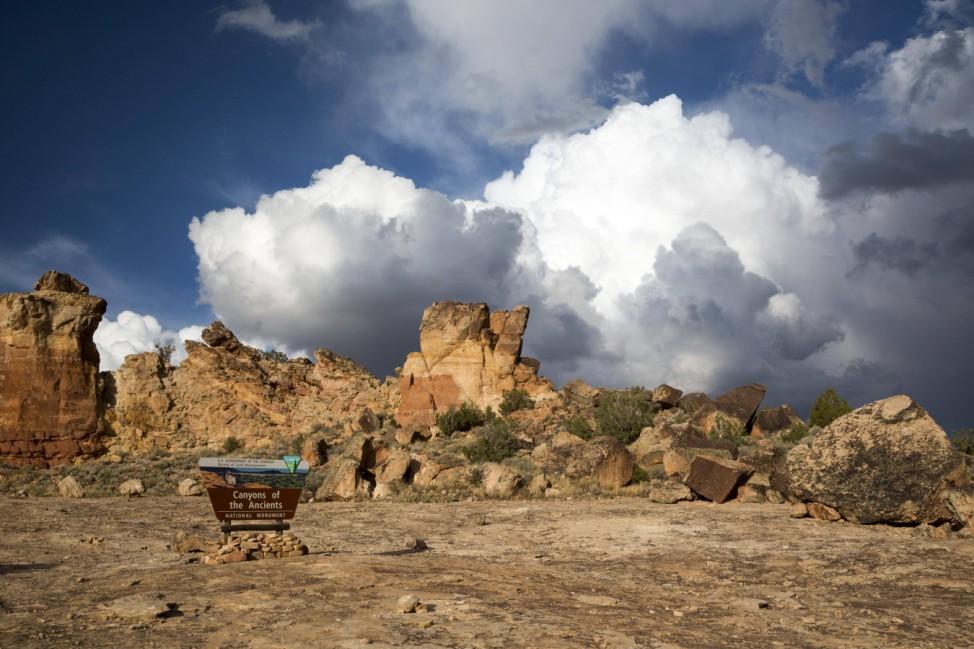 Canyons of the Ancients National Monument Colorado USA Nordamerika Copyright imageBROKER JimxWes