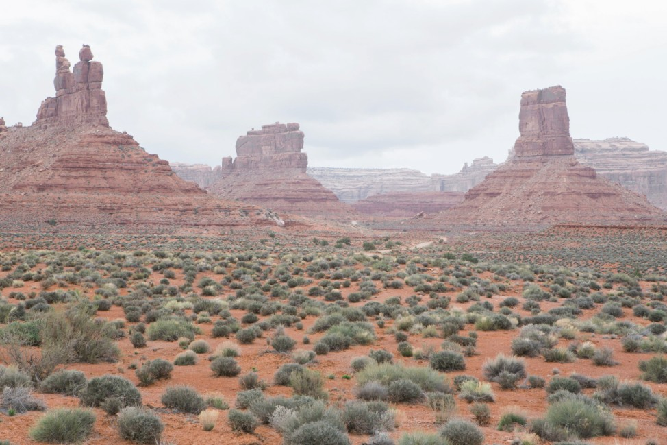 Valley of the Gods in the heart of Bears Ears National Monument Valley of the Gods in the heart of B