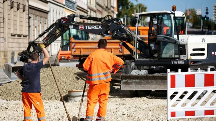 Rechtsstreit um Straßenausbau