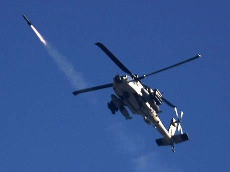 gazastreifen israel hamas helikopter ap