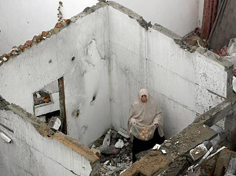 gazastreifen israel hamas trümmer dpa