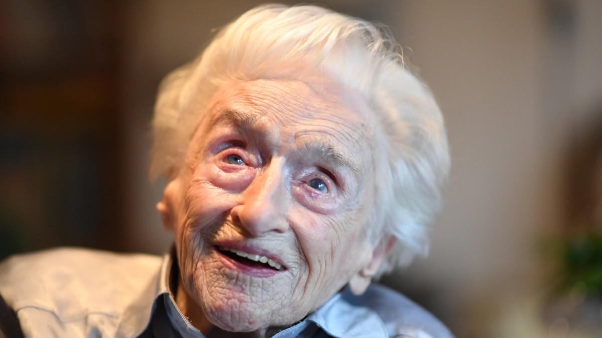 Die Alteste Frau Deutschlands Wird 112 Jahre Alt Panorama Sz De