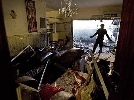 gazastreifen israel hamas rakete sderot ap