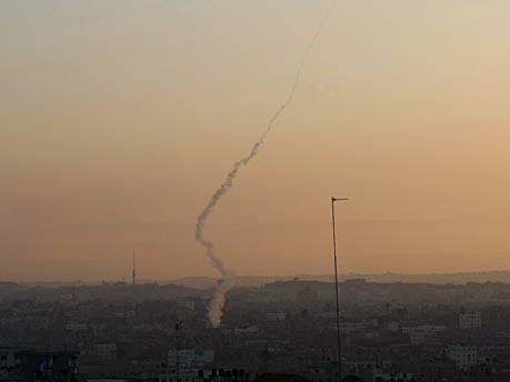 gazastreifen israel hamas rakete afp