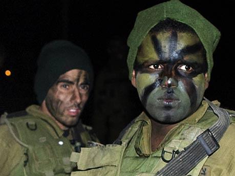 gazastreifen israel hamas  soldaten afp