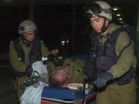 gazastreifen israel hamas soldaten verwundet ap
