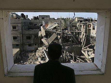 gazastreifen israel hamas trümmer krieg ap