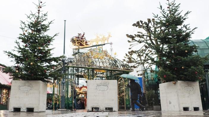Eröffnung Roncalli-Weihnachtsmarkt
