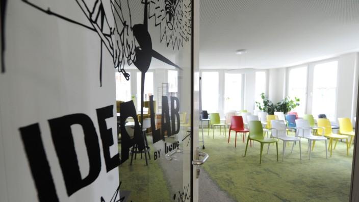 Arbeitsplätze: Das Combinat56 war einer der ersten Coworking-Spaces in München.