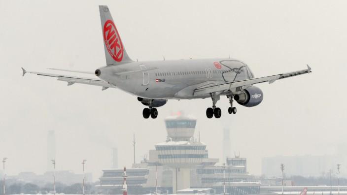 Niki stellt Flugbetrieb ab sofort ein