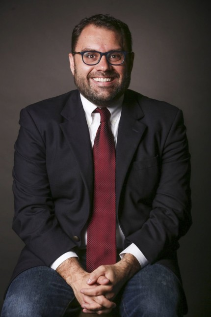 Aaron Sharockman