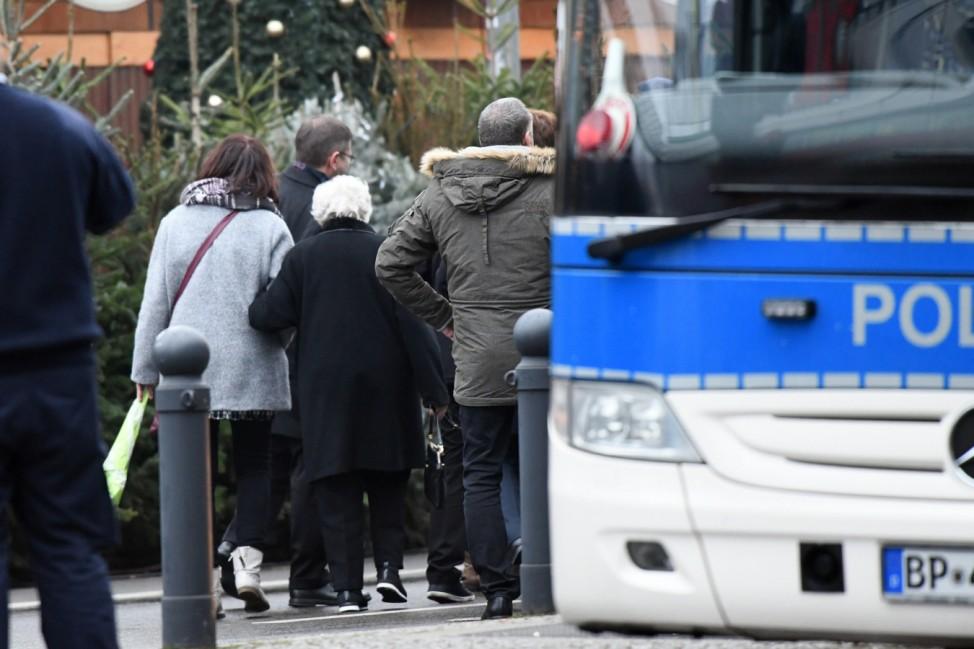 Terroranschlag vor einem Jahr · Gedenken in Berlin