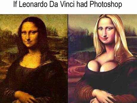 funny pictures louvre des lachens das doppelte lolchen da vinci mona lisa