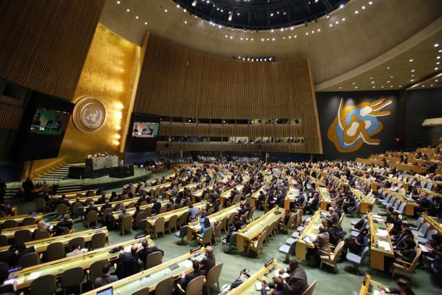 Vor Abstimmung zu Jerusalem-Resolution