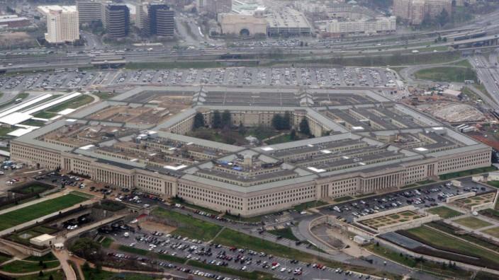 US-Verteidigungsministerium Pentagon