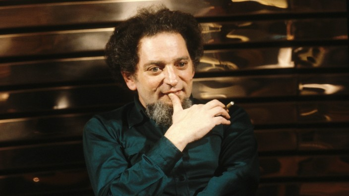 Georges Perec in France in 1978.