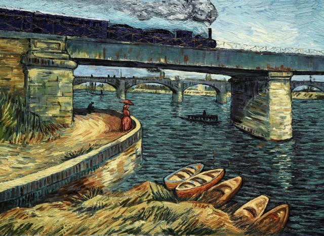 Kinostart - 'Loving Vincent'