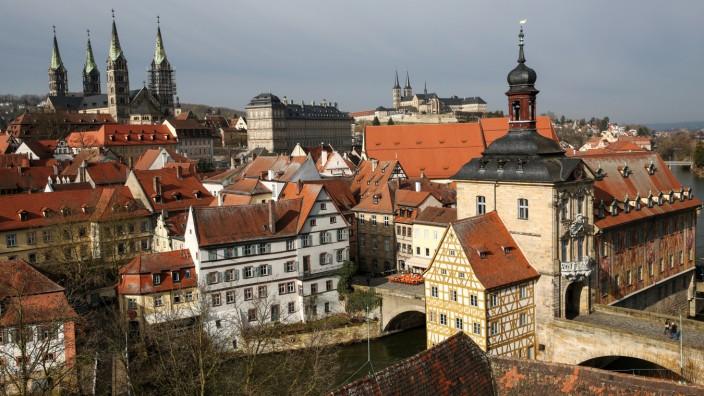 In der Welterbestadt Bamberg geht es gerade oft um die SPD.