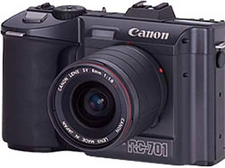 Canon RC-701, Canon