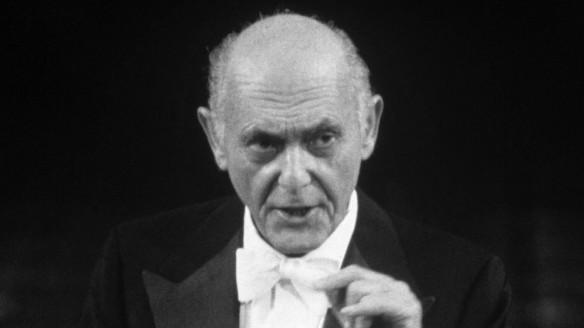 KPA87101 jpg The Hungarian born and english conductor SIR GEORG SOLTI 1912 1997 Portrait 1991; Georg Solti