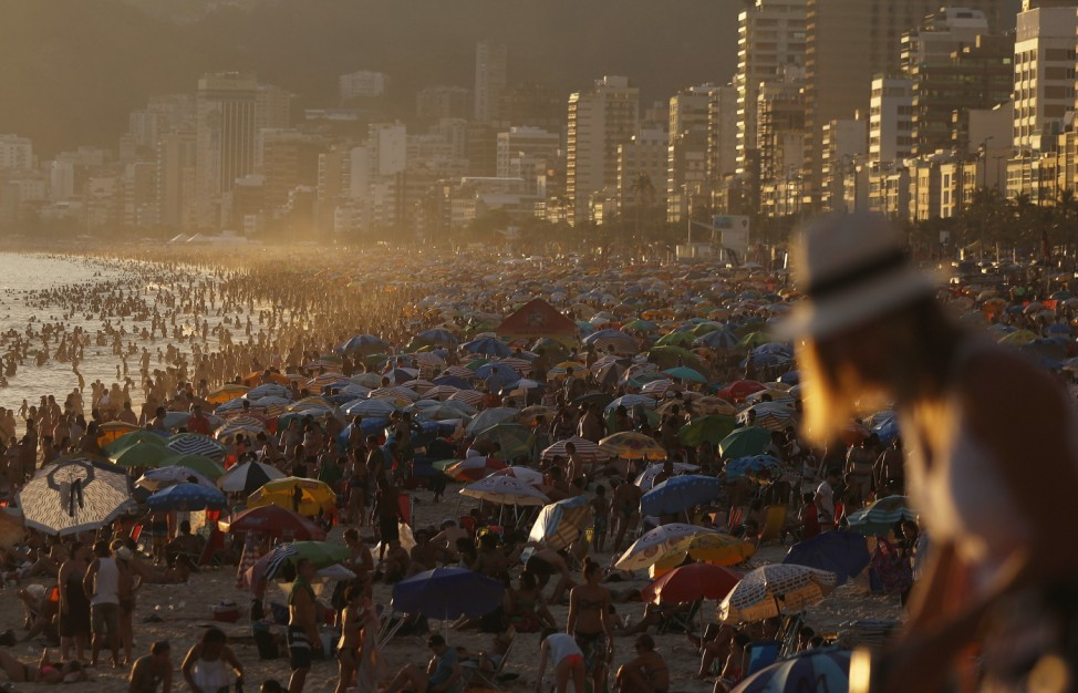 Rio de Janeiro Rings in New Year