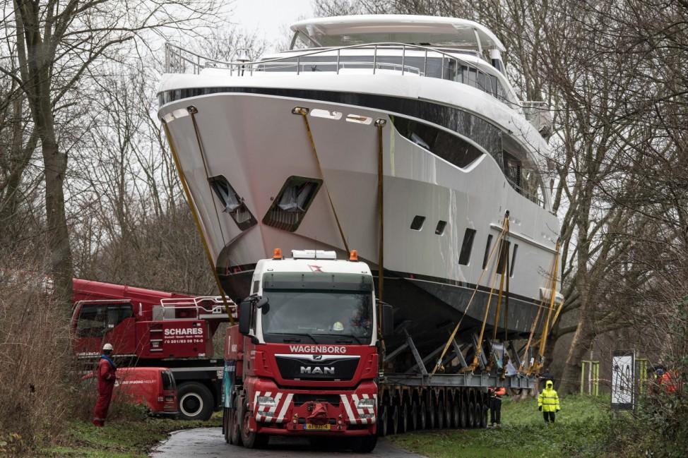 Luxusyachten für die Boot 2018
