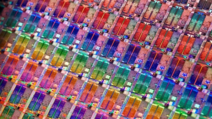 """Intel kündigt neue ´Atom""""-Prozessoren an"""