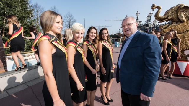 Wahl der 'Miss Germany 2017'
