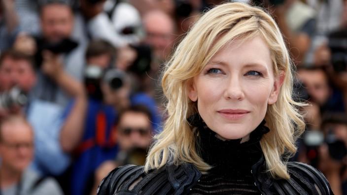 Cate Blanchett Jury Prasidentin Von Cannes Kultur Sz De