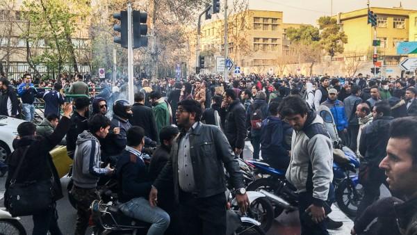Proteste im Iran