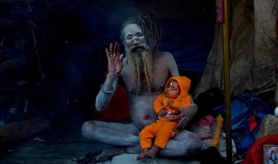 Makar Sankranti-Festival in Indien