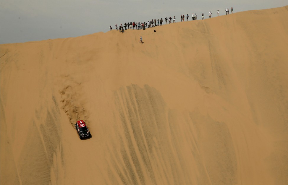 Dakar Rally - 2018 Peru-Bolivia-Argentina Dakar rally - 40th Dakar Edition First stage from Lima to Pisco, Peru