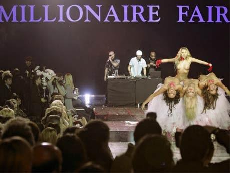 Millionärsmesse