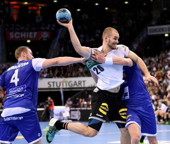 Handball: Deutschland - Island