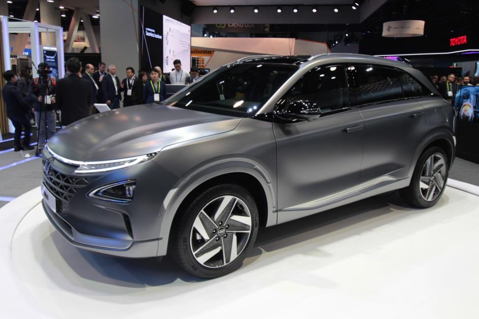 Hyundai startet zweite Generation der Brennstoffzelle im Nexo