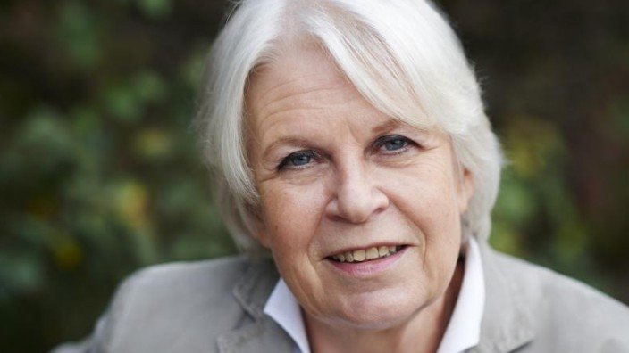 Brigitte Bührlen, Gründerin und Vorsitzende der WIR-Stiftung pflegender Angehöriger