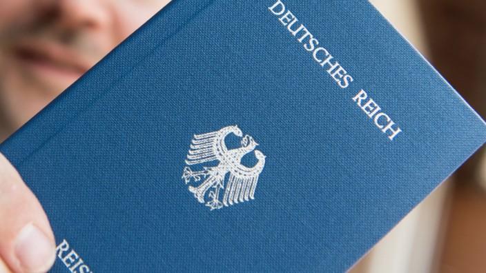 Reichsbürger Deutschland Waffen Verfassungsschutz Sicherheitsbehörden