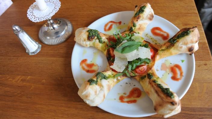 Osteria da Massimo: In der Osteria da Massimo gibt es leicht verfeinerte Hausmannskost, wie man sie von einer guten Osteria erwarten darf.