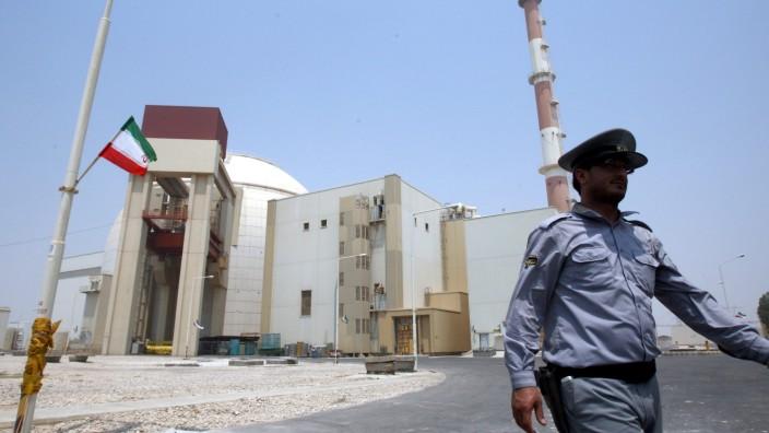 Atomanlage Iran