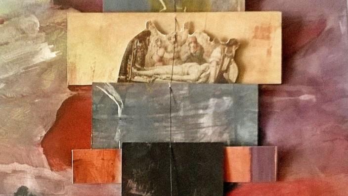 Lammellen Collage