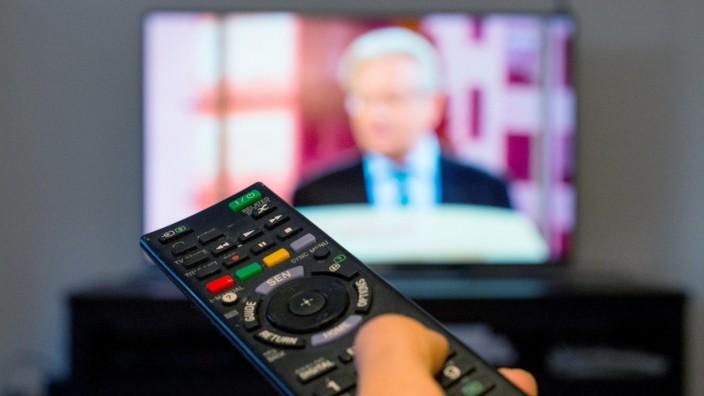 Fernsehen - Fernbeienung