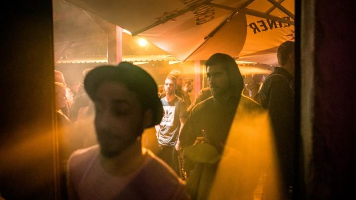 Am Samstag, 13. 1.  schließen die Clubs der Optimolwerke auf dem Werksgelände am Ostbahnhof endgültig