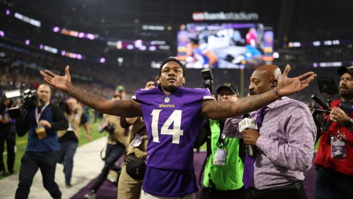 NFL: New Orleans Saints - Minnesota Vikings