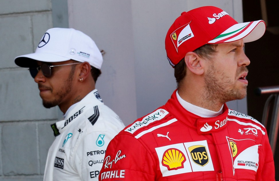 FILE PHOTO: Formula One - F1 - Spanish Grand Prix