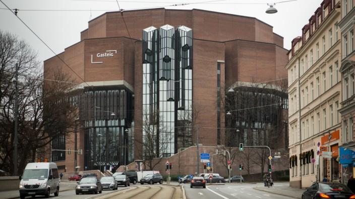 Das Kulturzentrum Gasteig in München