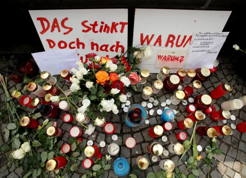 Einsturz  Stadtarchiv Köln
