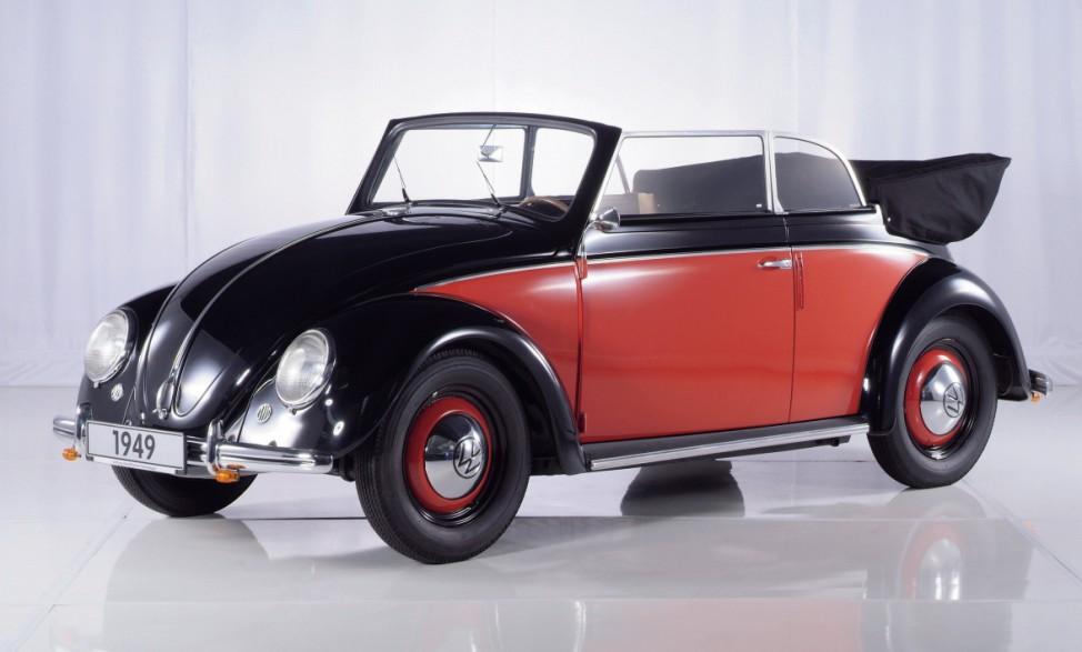 Volkswagen Karmann Kaefer Cabriolet Bj 1949