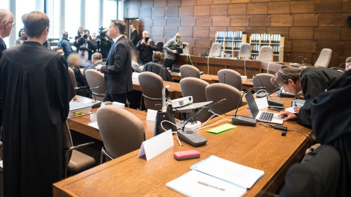 Prozess zum Einsturz des Kölner Stadtarchivs